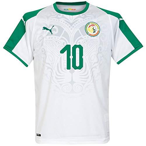 Senegal Home Trikot 2018 2019 + Mané 10 - XXL