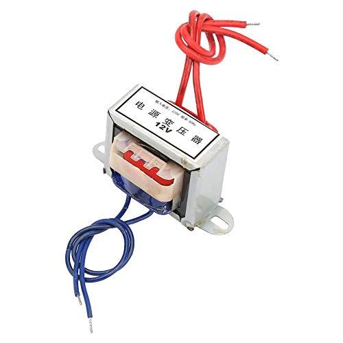El voltaje de salida de la CA 12V / 24V 3W introdujo el solo transformador de poder de 220V 50Hz para automotriz, electricidad(12V)