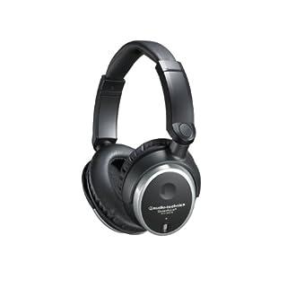Audio Technica Quiet Point - Auriculares de Diadema Cerrados (reducción de Ruido, 6.3 mm, 109 dB), Negro (B002HWJT1A) | Amazon price tracker / tracking, Amazon price history charts, Amazon price watches, Amazon price drop alerts