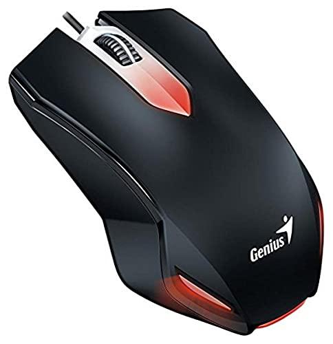 Genius X-G200 Gaming Maus für PC USB