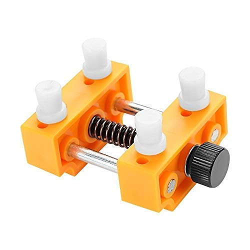 ADSE Juego de abridor de Caja de Reloj Abridor de Caja de Reloj Tornillo Ajustable Extractor Trasero Kit de Dispositivos de Apertura de la Cubierta Trasera Herramientas de Cambio de batería Ki