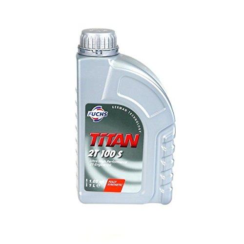 1 Liter Motoröl Fuchs Zweitaktöl 100 S 1 L Dose
