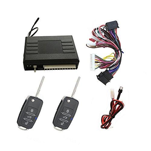 Keyless Open mit Klappschlüssel, Funkfernbedienung für Zentralverriegelung,Fahrzeugspezifisch mit Klappschlüssel