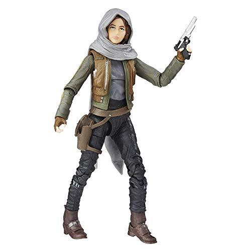 Jyn Erso Black Series Star Wars Disney - Hasbro B9394
