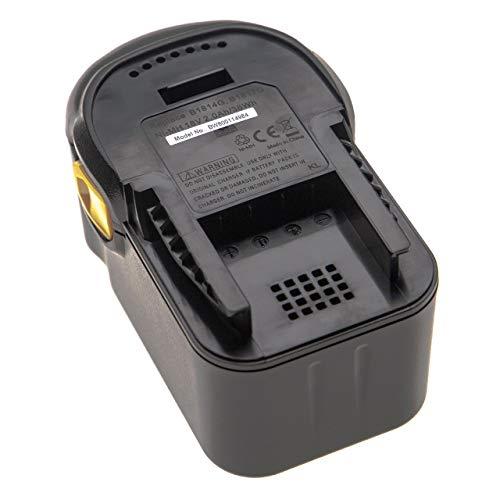 vhbw Batería reemplaza Würth 0700956530 para herramientas eléctricas (2000mAh NiMH 18V)
