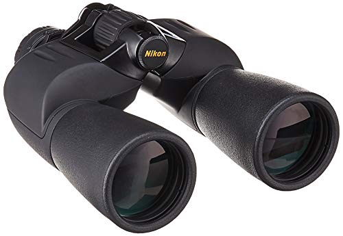 Nikon Binocular Action EX 10x50 CF - Prismático Color Negro [Importado]