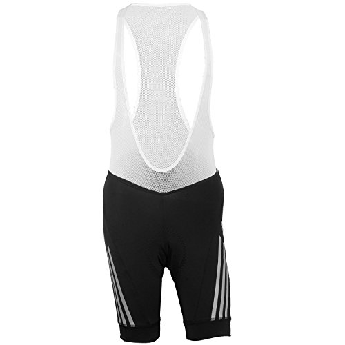 adidas Supernova BIB Shorts W F87535 Damen Shorts/Radsporthose/Radhose/Tight Schwarz XS