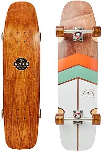 Arbor Shakedown 34 Foundation 2019 Komplett Skateboard