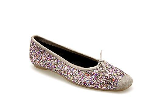 Reqins Ballerines Harmony Glitter Rainbow (38)