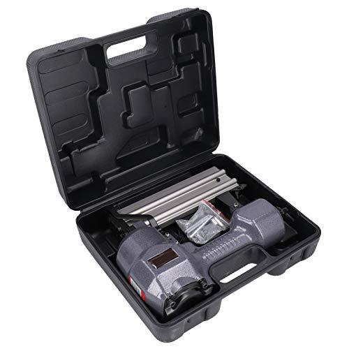 Clavadora eléctrica Brad, pistola de clavos/grapadora eléctrica para proyectos de tapicería, carpintería...
