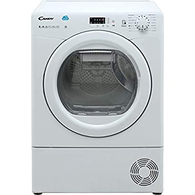 Candy CSH8A2LE Freestanding A++ Rated Condenser Tumble Dryer - White