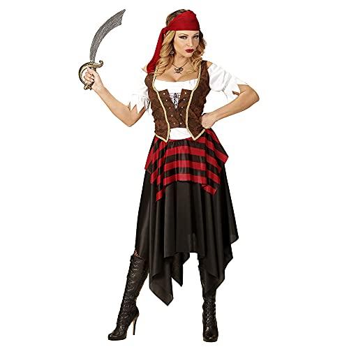 WIDMANN wdm05624?Disfraz pirata, multicolor, large