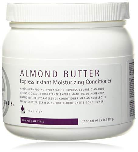 Design Essentials Almond Butter Express Instant Moisturizing Conditioner, Best Value- 32oz