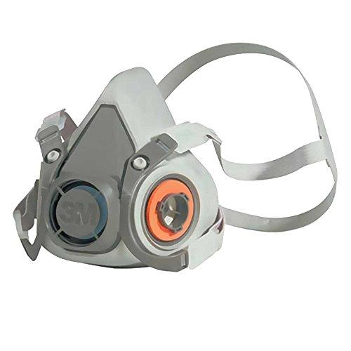 3M - Komfort Lackiermaske, Maskenkörper 06963 (Größe L)