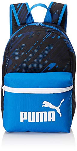 PUMA Phase Small Backpack Backpack, Unisex niños, Peacoat-Boys AOP, OSFA