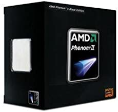 AMD Phenom II X4 970 Processor, Black Edition (HDZ970FBGMBOX)