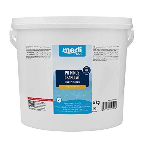 Medipool Schwimmbadpflege PH-Minus Granulat, 5 kg