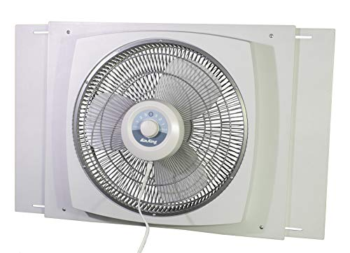 Air King 9155 Window Fan, 16-Inch,White