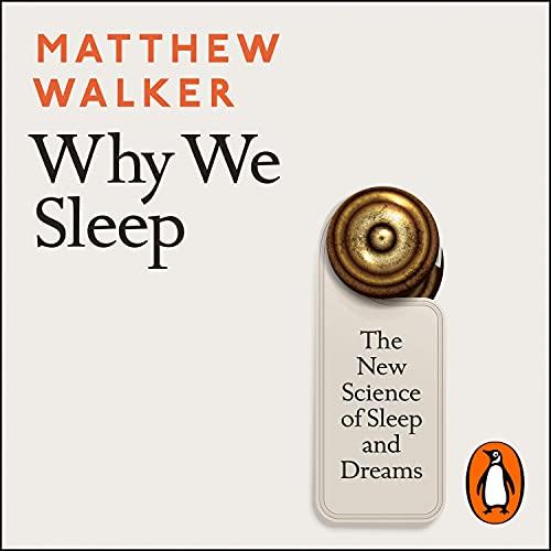Why We Sleep cover art
