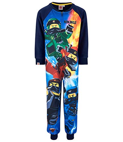 LEGO Ninjago Jumpsuit Marine blau (104)