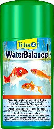 Tetra Pond WaterBalance (verbessert die Wasserqualität und sorgt dauerhaft für ein natürliches und biologisches Gleichgewicht im Gartenteich), 500 ml Flasche