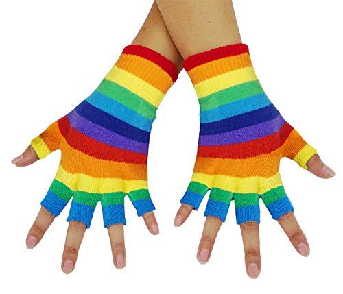 Bienvenu Unisex Half Finger Glov...