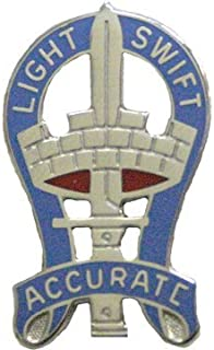 199th Infantry Brigade Unit Crest (Light Swift Accurate)