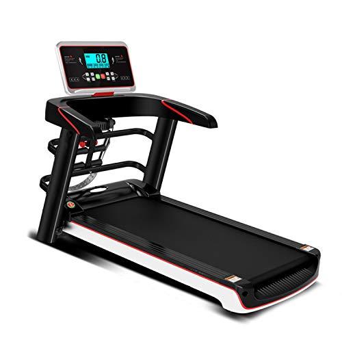 UNCTAD 2 PH Cinta de Correr Plegable con Pantalla LCD y Contador de calorías, Desgaste Antideslizante, Velocidad Regulable Cinta de Andar, Caminadoras para Uso en la Oficina en casa, etc