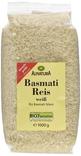 Alnatura Bio Himalaya Basmati weiß (1 x 1 kg)