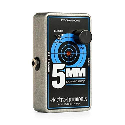Electro Harmonix 5MM · Cabezal guitarra