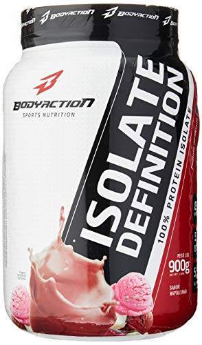 Whey Isolate Definition - 900g Napolitano, BodyAction