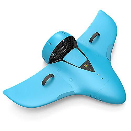 ZXWNB Intelligenter Unterwasserroboter-Booster Selbstschwimmender Schnorchel-Booster Für Sambo-U-Boot-Ausrüstung,Grün,A