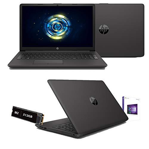 Notebook Hp G7 255 Amd 3050U 3.2 Ghz Display 15,6  Hd, Ram 8Gb Ddr4, Ssd 512Gb M2,Hdmi,Usb 3.0,Wifi,Lan,Bluetooth,Webcam ,Windows 10 Pro, Antivirus, Open Office