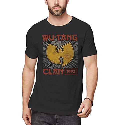 Wu-Tang Clan Herren T-Shirt Tour 93 schwarz, XL