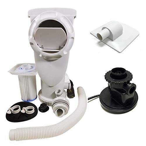 Summer Waves SFX1000/SFX1500+ Filtration Pump with Vacuum Adapter