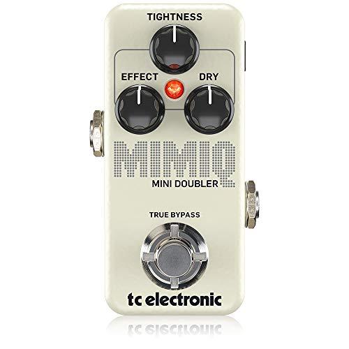 TC Electronic EQ Effects Pedal, White (000-CQA00-00010)