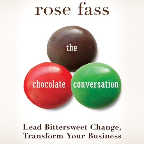 The Chocolate Conversation audiobook cover art