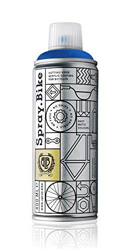 Spray.Bike 048113 LackSprayfür individuelle Veredelung vonFahrräder-London Kollektion-Bayswater 400ML