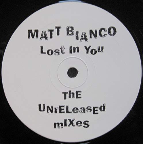 Matt Bianco - Lost In You (The Unreleased Mixes) - Not On Label - MATT1