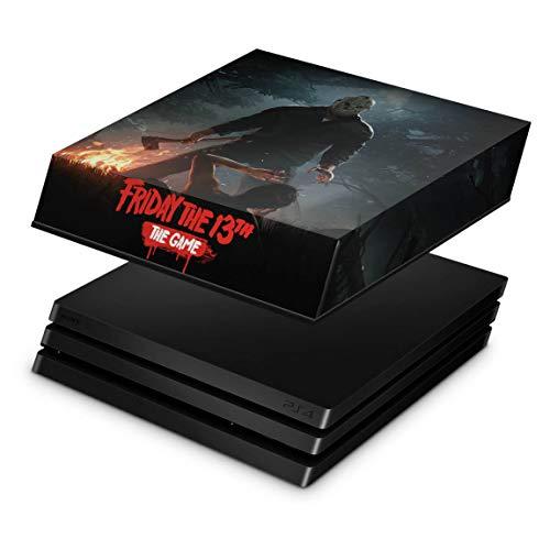 Capa Anti Poeira para PS4 Pro - Friday the 13th The game Sexta-Feira 13