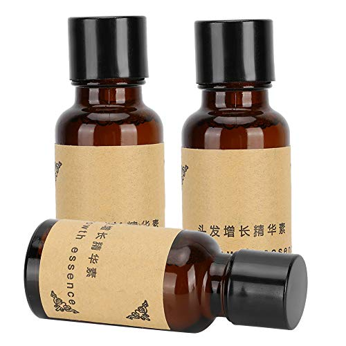 Hair Growth Fluid, Made of Plant Extracts 3Pcs Plant Extract Hair Growth Treatment for Problem Scalp
