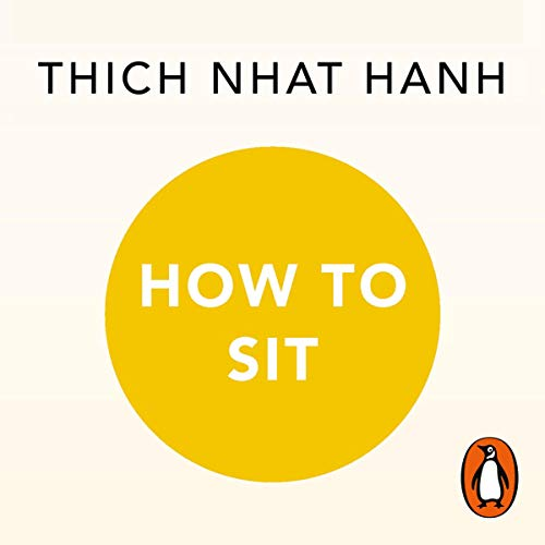 How to Sit audiobook cover art