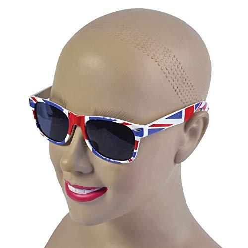 Bristol Novelty BA017 Union Jack - Gafas de sol unisex para adultos, talla única