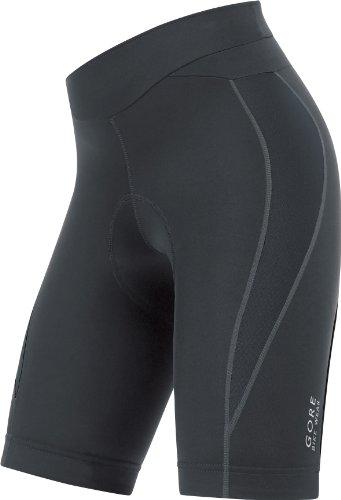 Big Sale Gore Bike Wear Women's Power 2.0 Lady Tights Short, Black, X-Large