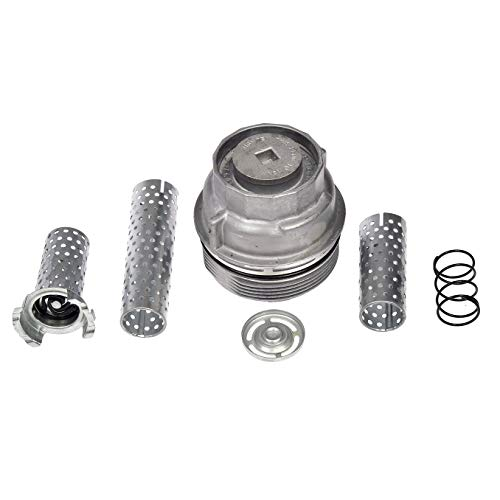 Price comparison product image Dorman 917-016 Engine Oil Filter Cap for Select Lexus / Scion / Toyota Models,  Aluminum