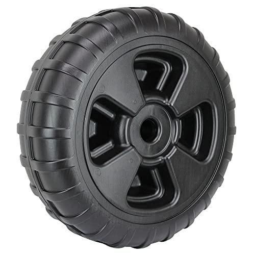 Extreme Max 3005.3729 24' Heavy-Duty Plastic Roll-In Dock / Boat Lift Wheel ,...