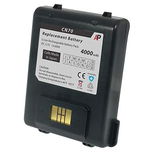 Artisan Power Escáneres Intermec/Norand CN70 y CN70e - Batería de repuesto (4000 mAh)