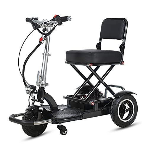 YF-Mirror Heavy-Duty Electric Mobility Scooter