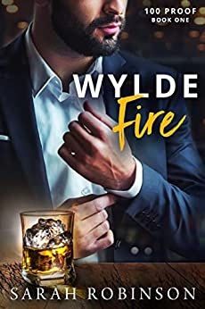 Wylde Fire by [Sarah Robinson]