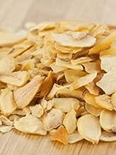 Premium Dried Garlic Chips (Sliced) 8oz NonGMO
